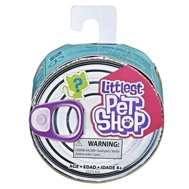 Littlest Pet Shop Littlest Pet Shop Gurme Minişler Renkli